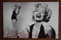 Actress Marilyn Monroe - Modern Ukrainian Postcard - Magicard - Acteurs