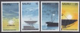 NAURU, 1977 TELECOM 4 MNH - Nauru