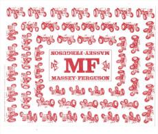 MF - Massey-Ferguson - Agriculture