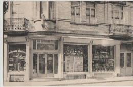 CPA BELGIQUE BRUXELLES 222 224 Rue Linthout Commerce Entreprise Electricité Gaz Plomberie Maison Jean STEVENS - Belgium