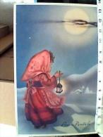 BUON NATALE  BAMBINA  SPERDUTA    N1950 ET16647 - Natale