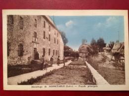 42 Loire NOIRETABLE Hermitage De Façade Principale - Noiretable