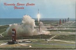 CPM - JOHN F.KENNEDY SPACE CENTER - Edition Nasa Tours