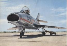 CPM - G.A.M.Dassault - SUPER MYSTERE - Monoplace D'interception - Edition J.Maezelle