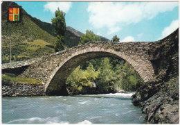 Gf. SANT JULIA DE LORIA. Pont D'Aixovall. 137 - Andorre