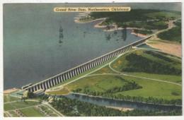 Grand River Dam, Northeastern, Oklahoma - 1950 - Etats-Unis