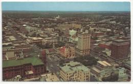 Bird's-eye View Of San Fernando Cathedral And Main Plaza, San Antonio, Texas - San Antonio