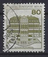 Germany (Berlin) 1982  Burgen Und Schlosser  (o) Mi.674 A - Berlin (West)