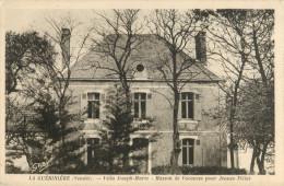 85 LA GUERINIERE - VILLA JOSEPH MARIE - MAISON DE VACANCES POUR JEUNES FILLES - France