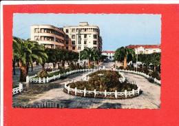 AIN TEMOUCHENT Cpsm Place Gambetta Avenue Baudin       4 CAP - Argelia
