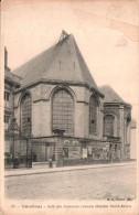 59 CAMBRAI SALLE DES CONCERTS ANCIEN HOPITAL SAINT JULIEN CIRCULEE 1905 - Cambrai