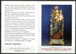 Santino - Madonna Delle Grazie - Venerata In Benevento - Supplica - - Images Religieuses