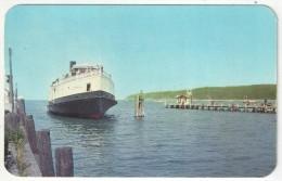 Port Jefferson - Bridgeport Ferry, Long Island, N.Y. - Long Island
