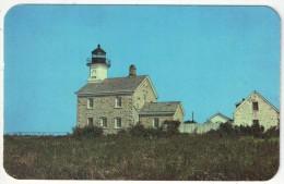 Oldfield Lighthouse, Oldfield, Long Island, N.Y. - Long Island