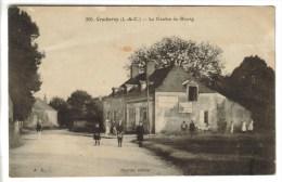 CPA CRUCHERAY (Loir Et Cher) - Le Centre Du Bourg - Altri Comuni