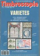 Timbroscopie  1989 N 62 : Allemagne Feldpost , Traite Antarctique ,  Aztèque , Type Blanc - Magazines