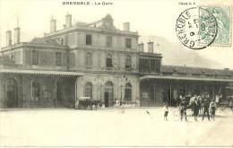 Genoble La Gare - Grenoble