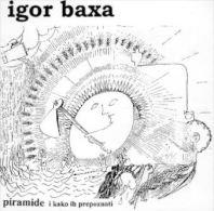 Igor BAXA - Piramide I Kako Ih Prepoznati - CD - SLUSAJ NASGLASNIJE - LISTEN LOUDEST - FOLK - CROATIE - Country Et Folk