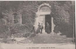 STE BEAUME ENTREE DE LA GROTTE - France