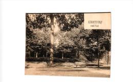 Schoten 2 Postkaarten,  School Klooster Ed. Vanherstraete, Schotenhof, Rond Punt (Mannekens)  SCHOOTEN, Zeer Goede Staat - Schoten