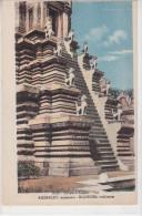 CAMBODGE / TEMPLE D'ANGKOR VAT  (VERSO PUB CIRAGE JEAN BART à ROUBAIX) - Cambodia