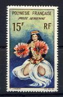 Polynésie Française - Vahinée - DanseY&TPA 7 ** - Ungebraucht