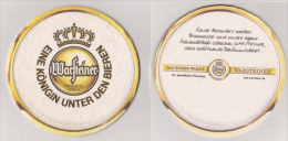 Warsteiner Premium Verum Rd , Das Einzig Wahre - Unser Besonders Weiches Brauwasser - Beer Mats