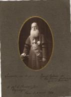 IGNACE EPHREM II RAHMANI PATRIARCHE SYRIEN D'ANTIOCHE  Photo d�dicac�e � Rome 09 mars 1920