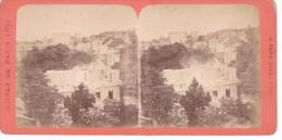 Commune De Paris1871  Semaine Sanglante Ruines De Paris Maison De Thiers Démolie Par Les Communards - Fotos Estereoscópicas