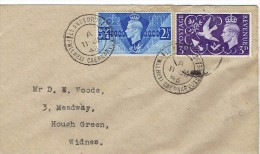66 B -GEORGE VI Avec Symboles 1946 - 11 Juin 1946 -