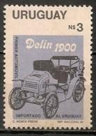 Timbres - Amérique - Uruguay -  1983 - Delin 1900 - 3 N§ - - Uruguay