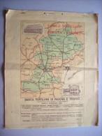 Banca Popolare Di Padova E Treviso. Calendario 1952. - Calendari