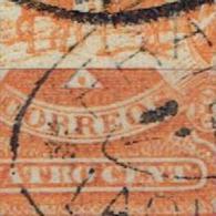 93 A - Mexique Symbole Du Triangle Avec Point à L'intérieur