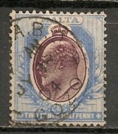 Timbres - Malte - 1907 - 1/2 P. -