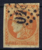 France: 1870 Yv Nr 48   Used Obl - 1870 Emission De Bordeaux