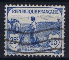 France: 1917 Yv Nr 151 Used / Obl - Used Stamps