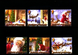 GUERNSEY - 2003  CHRISTMAS  SET   MINT NH - Guernesey