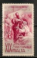 Timbres - Malte - 1960 - 6 D. -