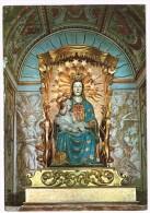 K3493 Montefortino (Fermo) - Santuario Madonna Dell'Ambro - L'Immagine Miracolosa / Viaggiata - Altre Città