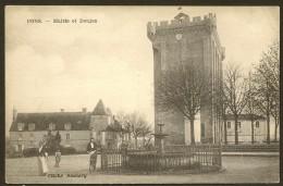 PONS Hôtel De Ville Et Donjon (Basnary Collas) Chte Maritime (17) - Pons