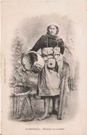 DUNKERQUE PECHEUSE DE CREVETTES 1903 (BEAU PLAN) - Dunkerque