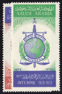 Arabie Saoudite N°395G/H - Neuf ** - Superbe - Arabie Saoudite