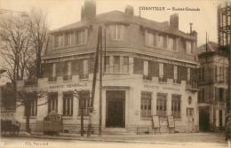 60 CHANTILLY - SOCIETE GENERALE - Chantilly