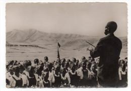 Lesotho---LESSOUTO---Choeur D´enfants (très Animée) ,cpsm 15 X 10 éd Missions Evangéliques - Lesotho