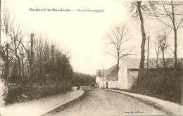 Cpa Nanteuil Le Haudouin Ferme De Beauregard - Nanteuil-le-Haudouin