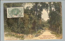 AK Afrika Elfenbeinküste 1912-01-15 Côte D'Ivoire Aboisso-Ahinta Grand Bassam - Côte-d'Ivoire