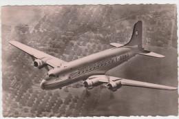 Cie Des Transports Aériens Intercontinentaux - Voyagez - Expédiez Par T.A.I. Un Des SKYMASTER De La T.A.I. - 1946-....: Era Moderna