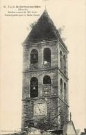 Depts Divers- Herault - Ref BB302- Vue De Saint Gervais Sur Mare - St Gervais Sur Mare - Clocher Roman -carte Bon Etat-- - France