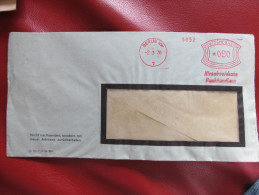 BRIEF Frankotype Freistempel BERLIN Hirschwaldsche Buchhandlung 1935 /// T2216 - Briefe U. Dokumente