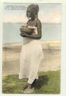 AK Afrika Senegal 1913-10-09 Foto Frau # 1107 - Sénégal